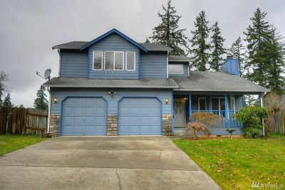 Spanaway Single Family Home For Sale: 17412 16th Ave E
