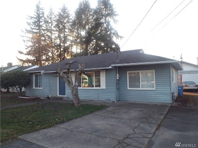 Centralia Single Family Home For Sale: 1309 View Ave