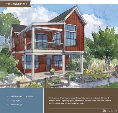 Chelan County Single Family Home For Sale: 265 Bobcat Lane