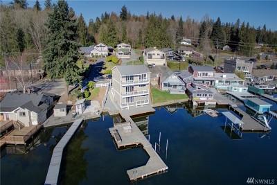 Lake Stevens Single Family Home For Sale: 1931 Vernon Rd