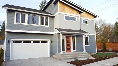 Renton Single Family Home For Sale: 11516 SE 186th Pl