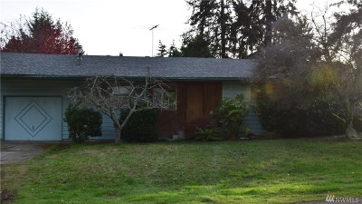 King County Single Family Home For Sale: 2321 S 302 St