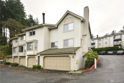 Bellevue Condo/Townhouse For Sale: 4139 178th Lane SE #4