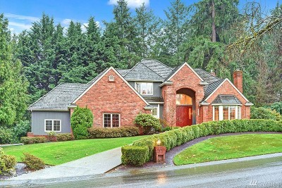 Woodinville Single Family Home For Sale: 19725 NE 129th Wy