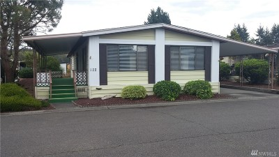 Auburn WA Mobile Home For Sale: $65,000