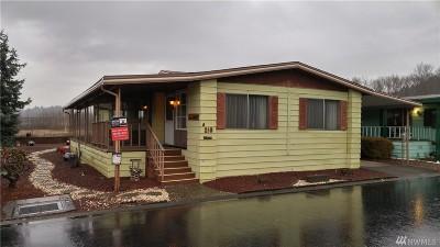 Auburn WA Mobile Home For Sale: $104,600