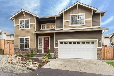 Lynnwood Single Family Home For Sale: 15326 Manor Wy