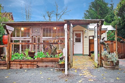 Seattle Single Family Home For Sale: 3214 Morse Ave S