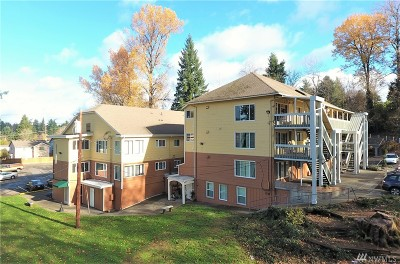Milton Multi Family Home For Sale: 1307 10th Ave