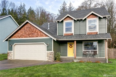 Ferndale Single Family Home Sold: 2634 Lochcarron Dr