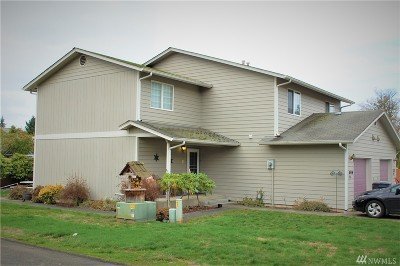 Orting Multi Family Home For Sale: 205 Silver Lane SE