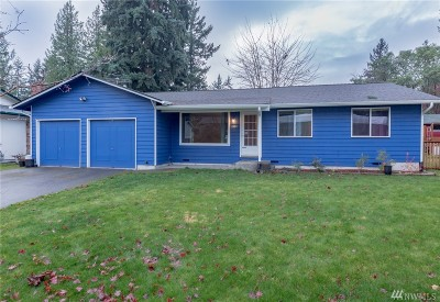 Federal Way Single Family Home For Sale: 33811 35th Place SW
