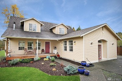 Snohomish Single Family Home For Sale: 5825 163rd Ave SE