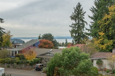 Seattle Single Family Home For Sale: 12530 7th Ave NW