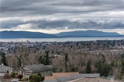 Bellingham Condo/Townhouse For Sale: 3121 Chandler Pkwy