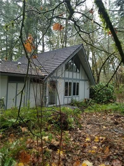Thurston County Single Family Home For Sale: 8548 Mullen Rd SE
