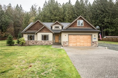 Skagit County Single Family Home For Sale: 7391 Pressentin Ranch Dr