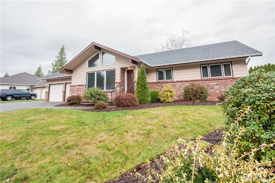 Whatcom County Single Family Home For Sale: 1720 Village Dr