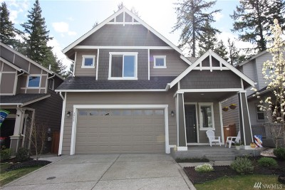 Lacey Single Family Home For Sale: 3932 Campus Willows Lp NE