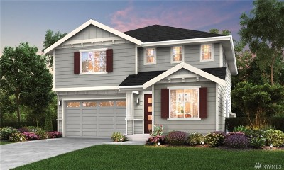 Marysville Single Family Home For Sale: 8425 ( Lot #50 Division 4) 73rd St NE