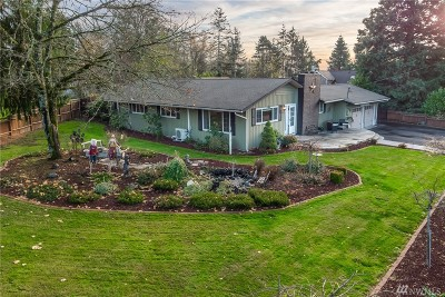Chehalis Single Family Home For Sale: 105 Ribelin Rd