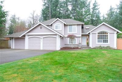 Gig Harbor Single Family Home For Sale: 3822 17th Av Ct NW