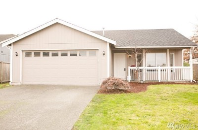 Orting Single Family Home For Sale: 510 Stone St NW