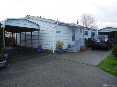 Sedro Woolley Mobile Home For Sale: 864 Carriage Ct #33