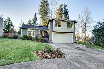 Puyallup Single Family Home For Sale: 3112 32nd St Pl SE