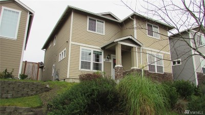 Puyallup WA Single Family Home For Sale: $204,000