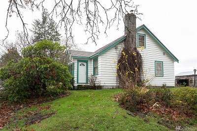 Whatcom County Single Family Home For Sale: 1522 W Badger Rd