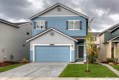 Pierce County Single Family Home For Sale: 10524 189th St E #206