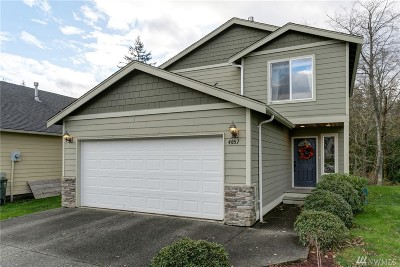 Bellingham WA Single Family Home For Sale: $339,900