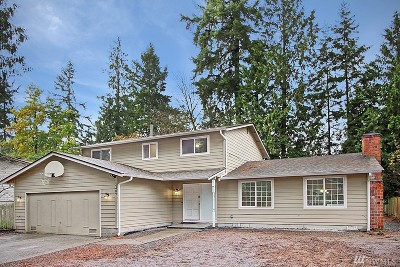 Kirkland Single Family Home For Sale: 14409 107th Ave NE