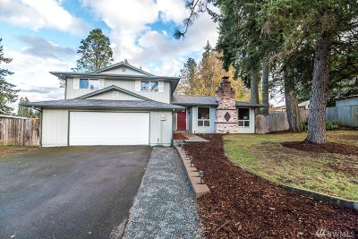 Pierce County Single Family Home For Sale: 15025 25th Ave E