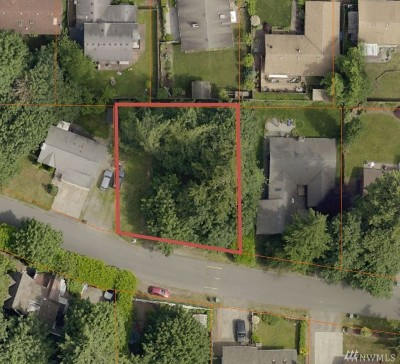 Maple Valley Residential Lots & Land For Sale: 21800 SE 265th Wy