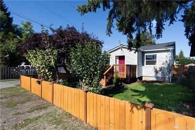 Auburn Single Family Home For Sale: 411 7th St SE