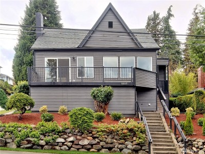 Seattle Single Family Home For Sale: 10247 66th Ave