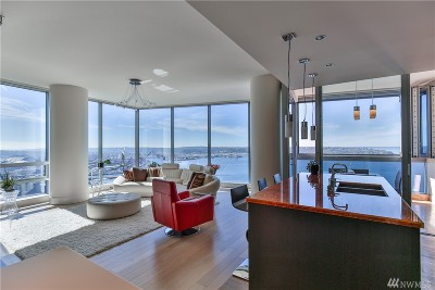 Seattle WA Condo/Townhouse For Sale: $2,900,000