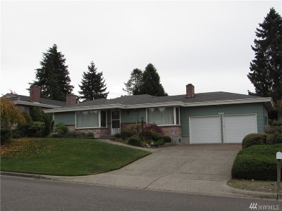 Pierce County Single Family Home For Sale: 6918 N 27th St