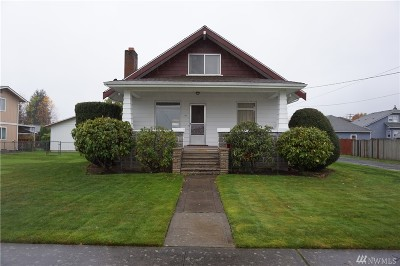 Buckley Single Family Home For Sale: 135 S C St