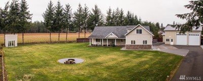 Whatcom County Single Family Home Contingent: 2444 Cedar Ct