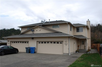 Orting Multi Family Home For Sale: 208 Ammons Lane SE