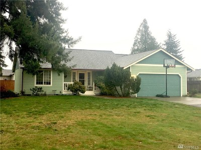 Rochester WA Single Family Home For Sale: $222,900