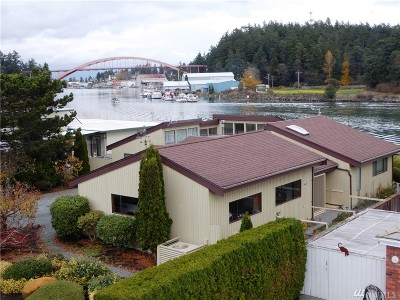 Skagit County Single Family Home For Sale: 116 Lummi Dr