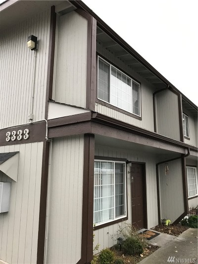 Bellingham WA Condo/Townhouse For Sale: $139,900