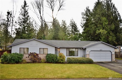 Lynden Single Family Home Sold: 615 Wood Creek Dr