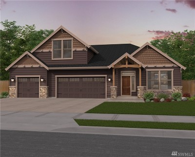 Port Orchard Single Family Home For Sale: 4830 Castleton Rd SW