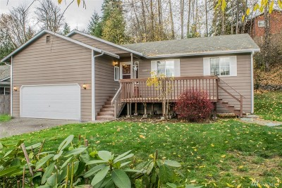 Single Family Home Sold: 16829 123rd Place NE