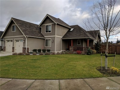 Lynden Single Family Home Sold: 1727 Burlwood Wy